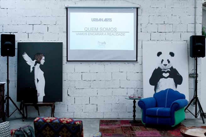 2ª Convenção de Franqueados Urban Arts no Estudio Gloria