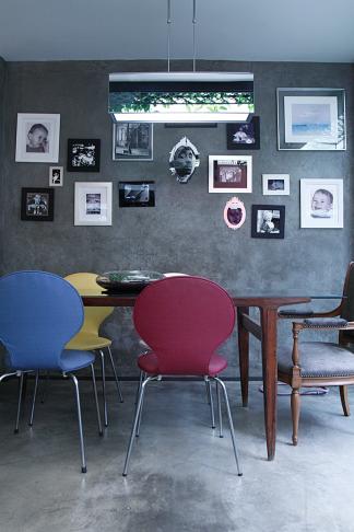 Projeto Casa dos Márcios - Sala de Jantar