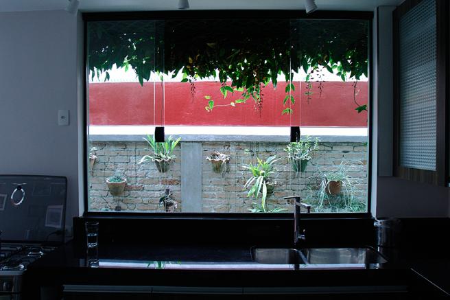 Projeto Casa dos Márcios - Cozinha