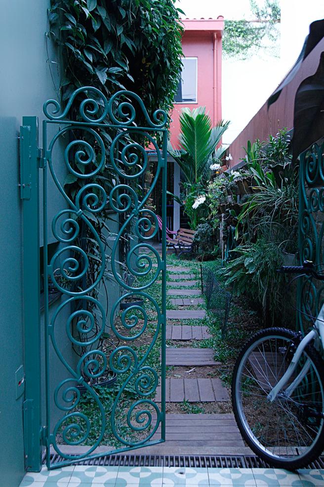 Projeto Casa dos Márcios - Jardim